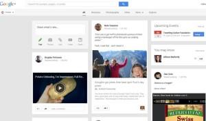 Google Plus Curso de Redes Sociales