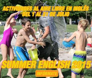 Summer English 2015